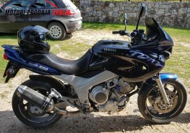 Yamaha TDM 850 A2