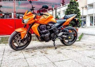 Kawasaki Z750 ABS