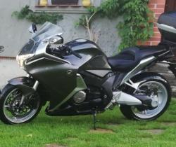 Honda vfr1200f dct
